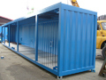 Steel containers